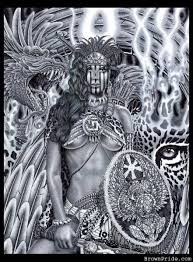 aztec warrior and princess black and white. Modren White Aztec Warrior Princess In Aztec Warrior And Princess Black White Pinterest