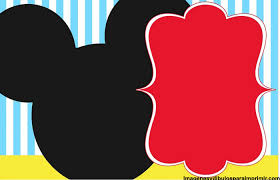 Mickey Mouse Invitation Free Download Mickey Mouse Invitation ...