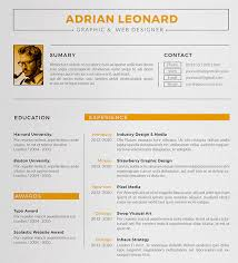 Unique Resume Formats Fascinating 28 Designer Resume Templates DOC PDF Free Premium Templates