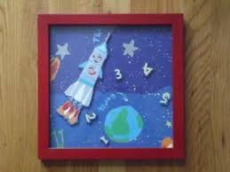 image is loading laura ashley framed childrens astronaut space rocket ship  on laura ashley wall art and pictures with laura ashley framed childrens astronaut space rocket ship 3d wall