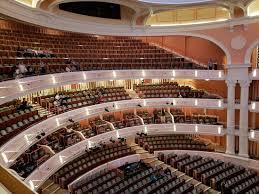 Charleston City Music Hall Seating Chart Review Of Gaillard Center Charleston Sc