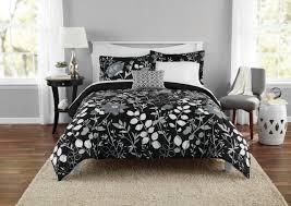mainstays la bed in a bag coordinating bedding set