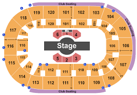 Hertz Arena Seating Charts For All 2019 Events Ticketnetwork