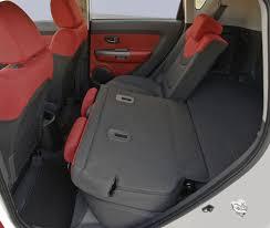 2010 kia soul rear seats folded picture