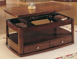 coffee table that lifts style