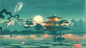 Japanese Art [2560 × 1440] : wallpaper