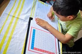 Montessori Addition Charts Free Addition Booklets The