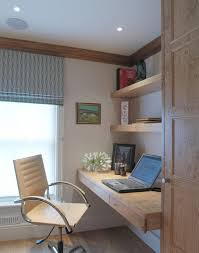 office table beautiful home. Beautiful Home Office With Modern Chair And Floating Desk Ikea Plus Shelves Ceiling Table L