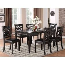 casual dining room ideas with brooklyn 7 piece kitchen table piece dining room set98