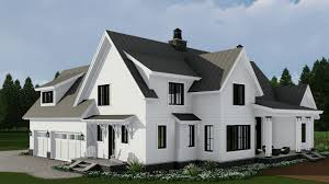 ideas beautiful modern farmhouse house plans plan dj with beds and two story floor ideas beautiful