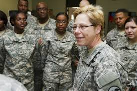 Brigadier General Tammy Smith Commands Attention — Tagg Magazine