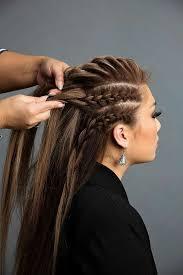 Image Coiffure Tresse Cheveux Long Coupe De Cheveux Femme