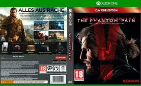 Unboxing Metal Gear Solid V The Phantom Pain Pt Br Xbox One