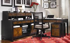the perfect home office. Home Office L-shaped Desk And Chair The Perfect