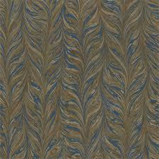 Ebru Sapphire Donkerblauw Goud 311009 De Mooiste Muren