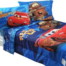cute disney cars full bedding set lightning mcqueen