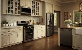 Lg Kitchen Appliance Packages Lg Black Stainless Steel Kitchen Appliances Bring Bold Update To