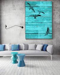 birds in sky blue rustic rustic canvas wall art print birds blue black rustic coastal wall art decor up to 72 by irena orlov on coastal wall art near me with 214 best coastal art images on pinterest coastal art shells and