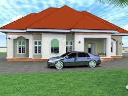 unique 5 bedroom modern bungalow house s modern duplex house plans in nigeria
