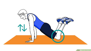 4 Easy Ways To Do A Push Up Wikihow