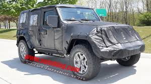 2018 jeep pickup truck. Wonderful 2018 2018 Jeep Wrangler Unlimited Spy Photo Front Inside Pickup Truck
