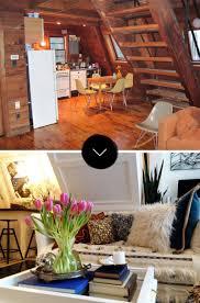 cabin furniture ideas. Before \u0026 After: A-Frame Cottage, On Design*Sponge Cabin Furniture Ideas C