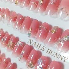 ハンドジェルネイルデザイン Nails Bunnyネイルズバニーのネイル