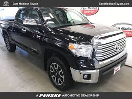2017 Used Toyota Tundra 4WD Limited Double Cab 6.5' Bed 5.7L FFV ...