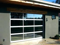 glass garage doors cost glass garage doors cost glass overhead doors garage cost a door