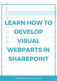 Web Parts Sharepoint Designer Visual Webpart In Sharepoint 2013 Using Visual Studio 2012
