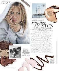 jennifer aniston in marie claire magazine december 2016 issue