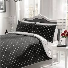 black and white polka dot duvet cover occupiedoaktrib