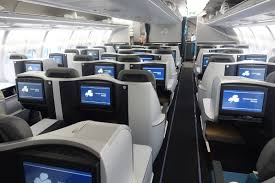 Review Aer Lingus Business Class A330 Dublin To New York