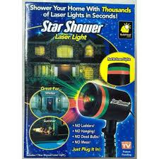 Star Shower Laser Light Projector - L.C Sawh Enterprises Ltd