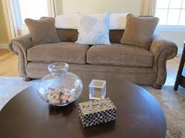 Styling A Round Coffee Table Living Room Table Decor Coffee Tables Ideas Futuristic Designs
