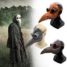 Steampunk <b>plague doctor mask</b> Long Nose Beak Cosplay ...