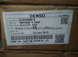 Denso Fuel Injector Identification Chart Denso Fuel Injector Flow Rate