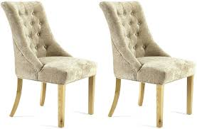 Patterned Dining Chairs Mesmerizing Fabric Dining Chair Grey Padded Chairs Covers Nz Lawrdco