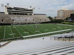 Vanderbilt Football Stadium Virtual Seating Chart Vanderbilt Stadium View From Section Q Vivid Seats