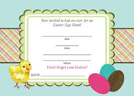 easter egg hunt template creatively quirky at home free easter egg hunt printable invitations