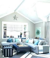 coastal decorating ideas living room. Delighful Living Elegant Coastal Decorating Ideas For Living Rooms  Room Intended B