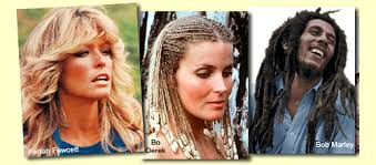 during the decade of the 1980s all these hairstyles were still in use and one more was added the yuppie young urban professional hairstyle