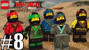 The Lego Ninjago Movie Videogame - Story Walkthrough PART 8 (Battle for  Ninjago City) HD GAMEPLAY - YouTube