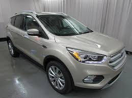 2018 ford escape. unique escape 2018 ford escape titanium white gold kenyon mn with ford escape