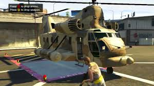 how to buy the cargobob helicopter in grand theft auto v gta 5