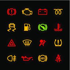 Toyota Corolla 2019 Dashboard Warning Lights Toyota Corolla Dashboard Warnng Lghts Symbols What Solar