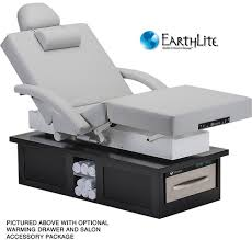 massage table and chair. Earthlite Massage Table - Everest Eclipse Salon Stationary SALON And Chair