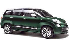 Fiat 500L Wagon MPV review | Carbuyer
