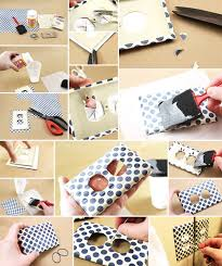 Step by step guide for DIY decorative light switch covers. This is a simple  project
