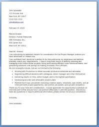 Cover Letter Cover Letter For Quality Control Cover Letter For